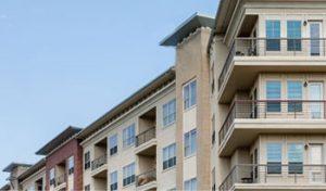 Apartment Building California